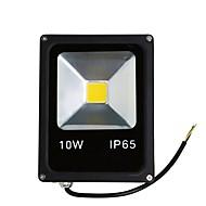 tanie Naświetlacze-1szt 10W Reflektory LED Wodoodporne Dekoracyjna Oświetlenie zwenętrzne Ciepła biel Zimna biel AC85V-265V