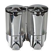 olcso Soap Dispensers-Szappan adagoló Kortárs A minőségű ABS műanyag 1 db - Hotel fürdő