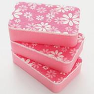 cheap Kitchen Cleaning Supplies-High Quality 3pcs Microfiber Sponge Sponge & Scouring Pad, 11*7*3