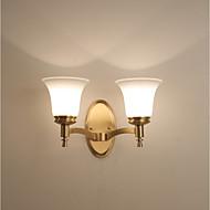 baratos Arandelas de Parede-ZHISHU Estilo Mini Regional Luminárias de parede Sala de Estar / Quarto Metal Luz de parede IP44 110-120V / 220-240V 5W