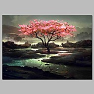 cheap Prints-Stretched Canvas Prints Modern, One Panel Canvas Horizontal Print Wall Decor Home Decoration