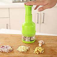 tanie Akcesoria do owoców i warzyw-1 szt. Narzędzia kuchenne Stal nierdzewna + Plastic Kreatywny gadżet kuchenny Narzędzia do czosnku Kuchnia / Czosnek