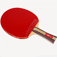 baratos Tenis de Mesa-DHS® 3003 3002 FL Ping Pang/Tabela raquetes de tênis Borracha 3 Estrelas Cabo Comprido Espinhas