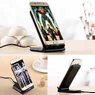 billiga Mobil cases & Skärmskydd-Trådlös laddare USB-laddare Universell Trådlös laddare / Inkluderar stativ / Snabbladdning 1 USB-port 1 A DC 5V för iPhone X / iPhone 8 Plus / iPhone 8