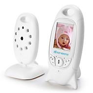 tanie Ulepszanie domu-smart sleep tracker monitor dziecięcy odbiornik lcd opieka bezpieczeństwo dom rodzinny