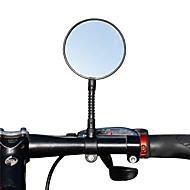 cheap Bike Accessories-Handlerbar Bike Mirror / Rearview Mirror Stability, Lightweight Materials Cycling / Bike / Mountain Bike / MTB Plastics Black