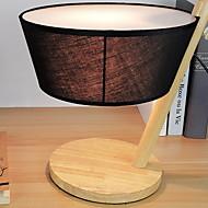 billige Lamper-Traditionel / Klassisk Dekorativ Bordlampe Til Tre/ Bambus 220-240V Svart