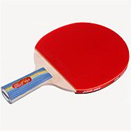 tanie Tenis stołowy-DHS® E306 Ping Pang/Rakiety tenis stołowy Drewniany Gumowy 3 gwiazdek Krótki uchwyt
