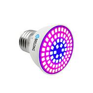 BRELONG® 1st 6 W 300 lm E14 GU10 MR16 Växande glödlampa 72 LED-pärlor SMD 2835 Blå 220-240 V