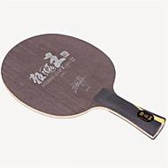 tanie Tenis stołowy-DHS® Hurricane WANG II FL Rakietki do ping ponga / tenisa stołowego Zdatny do noszenia / Trwały Drewniany / Włókno węglowe 1
