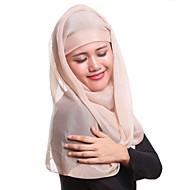 Žene Jednobojni Zabava Poliester - Hijab
