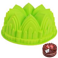 baratos Moldes para Bolos-Ferramentas bakeware silica Gel Ferramenta baking Pão / para bolo Moldes de bolos 1pç
