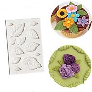 1PC سيليكون 3D اصنع بنفسك لكعكة مستطيل قوالب الكيك أدوات خبز