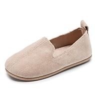 baratos Sapatos de Menino-Para Meninos / Para Meninas Sapatos Tecido Primavera Verão Conforto Rasos Combinação para Amarelo / Vermelho / Verde Escuro