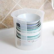 Χαμηλού Κόστους Βάζα & Κουτιά-1pc Αποθηκευτικά Κουτιά Πλαστικό Εύκολο στη χρήση Οργάνωση κουζίνας