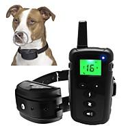 Χαμηλού Κόστους Περιλαίμια σκύλων και λουράκια-Σκυλιά Bark Collar Περιλαίμια σκύλων για εκπαίδευση Τηλεχειριστήρια Αθλητικά Ρυθμιζόμενο μέγεθος Αδιάβροχη Ηλεκτρονικό/Ηλεκτρικό