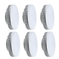 cheap LED Ceiling Lights-YWXLIGHT® 6pcs 9W 35 LEDs Easy Install LED Ceiling Lights Warm White Cold White 220-240V