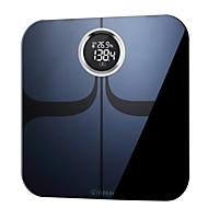 tanie Ulepszanie domu-Waga ciała w kolorze yunmai waga ciała wagi wyświetlacz lcd z Bluetooth konfigurowalne ustawienia 1 pack Aplikacja bluetooth aplikacja Bluetooth lcd