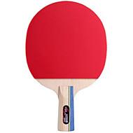 baratos Tenis de Mesa-DHS® E206 Ping Pang/Tabela raquetes de tênis Madeira Borracha Cabo Curto Espinhas