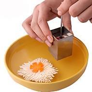 baratos Utensílios de Fruta e Vegetais-fabricante de moldes de aço inoxidável tofu press kit fabricante de flores de tofu japonês