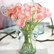 billige Kunstig Blomst-Kunstige blomster 5 Afdeling Europæisk Stil / Europæisk Calla-lilje Bordblomst