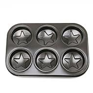 billige Bakeredskap-Bakeware verktøy Metall GDS Til Kake Sirkelformet Cake Moulds 1pc