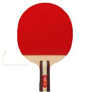 tanie Tenis stołowy-DHS® 3006-3007 Ping Pang/Rakiety tenis stołowy Gumowy 3 gwiazdek Krótki uchwyt Pryszcze