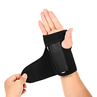 billige Sportsstøtter-Håndleddstøtte Sportstøtte Multifunksjonell Elastisk Stretch Vern Multisport Treningssenter Sikkerhet Stållegering