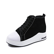 お買い得  レディースブーツ-女性用 靴 ラバー 冬 コンバットブーツ ブーツ ラウンドトウ のために アウトドア ブラック Brown アーミーグリーン
