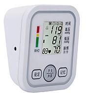 tanie Ulepszanie domu-Inteligentne ciśnienie krwi czas dokładny ekran lcd ochrona zegar pomiaru automatycznego wyłączania