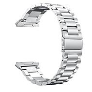 billiga Smart klocka Tillbehör-Klockarmband för Fitbit ionic Fitbit Klassiskt spänne Rostfritt stål Handledsrem