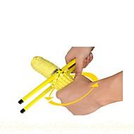 olcso Konyha & ebédlő-konyhai eszközök PP (Polypropylene) Kreatív Konyha Gadget kényelmes markolat Mert főzőedények Vágószerszámok 1db