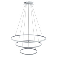 cheap Pendant Lights-Lightinthebox 3-Light Circular Pendant Light Ambient Light - LED, 110-120V / 220-240V, Warm White / White / Dimmable With Remote Control,