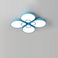 billige Taklamper-Ecolight™ Takplafond Omgivelseslys - Flerskjerms geometrisk mønster, LED Moderne / Nutidig, 110-120V 220-240V, Varm Hvit Kald Hvit, Pære