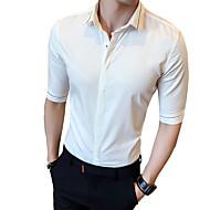 Majica Muškarci - Posao Osnovni Dnevno Rad Color block
