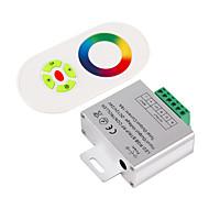 billige belysning Tilbehør-1pc 12V 24V Smart Wifi Fjernstyrt RF trådløs RGB-kontroller Aluminium Plast for RGB LED Strip Light