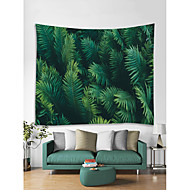 Garden Theme Landscape Wall Decor 100 Polyester Contemporary Modern Art Tapestries Decoration