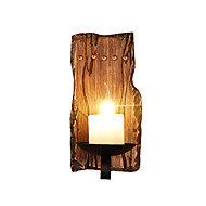 cheap Ceiling Lights & Fans-Flush Mount Ambient Light - Mini Style, Rustic / Lodge Vintage, 110-120V 220-240V Bulb Not Included