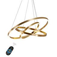 billige Takbelysning og vifter-Ecolight™ Lysekroner Omgivelseslys - Justerbar Mulighet for demping, Chic & Moderne, 110-120V 220-240V, Varm Hvit Hvit Dimbar med