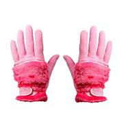 hesapli Rękawiczki do golfa-tam parmak eldiven çocuk sıcak tutmak giyilebilir nefes skidproof golf eldiven terry