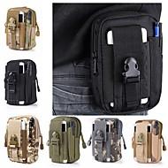 Ledvinka Vojenský taktický batoh 1.5 L - Lehká váha Nositelný Outdoor Kempink Armáda Tkanina Oxford Armádní zelená Kamufláž Khaki