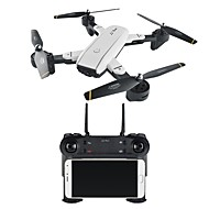RC Drone VISUO SG700 4 Channel 6 Axis 2.4G 0.3MP/2.0MP 480P/720P RC Quadcopter One Key To Auto-Return / Headless Mode / 360°Rolling RC