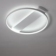 billige Taklamper-Takplafond Omgivelseslys Malte Finishes Metall LED 110-120V / 220-240V Varm Hvit / Kald Hvit LED lyskilde inkludert / Integrert LED