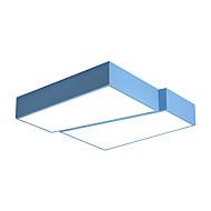 billige Takbelysning og vifter-Ecolight™ Takplafond Omgivelseslys - Flerskjerms, geometrisk mønster, 110-120V / 220-240V, Varm Hvit / Kald Hvit, LED lyskilde inkludert
