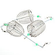 billiga Fiske-Fiske Verktyg Enkel att installera Lätt att använda Metall Sjöfiske Flugfiske Kastfiske Isfiske Spinnfiske Jiggfiske Färskvatten Fiske