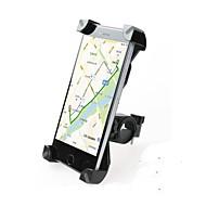 Telefon tartó 360 Forgó Anti Shake Stabil mert Treking bicikli Mountain bike Műanyagok iPhone X iPhone XS iPhone XR Kerékpározás Fekete Rózsaszín