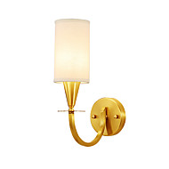 billige Vegglamper-Ecolight™ Mini Stil Retro / vintage Vegglamper Stue / Soverom / Leserom / Kontor Metall Vegglampe IP 44 110-120V / 220-240V 40W