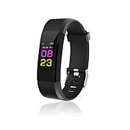 tanie Inteligentne zegarki-Inteligentne Bransoletka Relaxed Fit Wbudowany Bluetooth Wyświetlanie czasu Powiadamianie o połączeniu telefonicznym Powiadamianie o