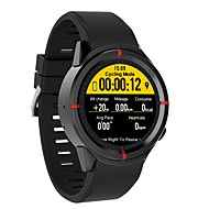tanie Inteligentne zegarki-Inteligentny zegarek Wielofunkcyjny Spalone kalorie Kontrola APP GPS Wykonywanie połączeń Odbieranie połączeń Krokomierz Rejestrator snu
