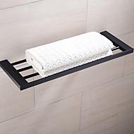 Χαμηλού Κόστους Πεπαλαιωμένος Μπρούτζος Series-Ράφιι μπάνιου Υψηλή ποιότητα Μοντέρνα Ορείχαλκος 1pc - Ξενοδοχείο μπάνιο Επιτοίχιες